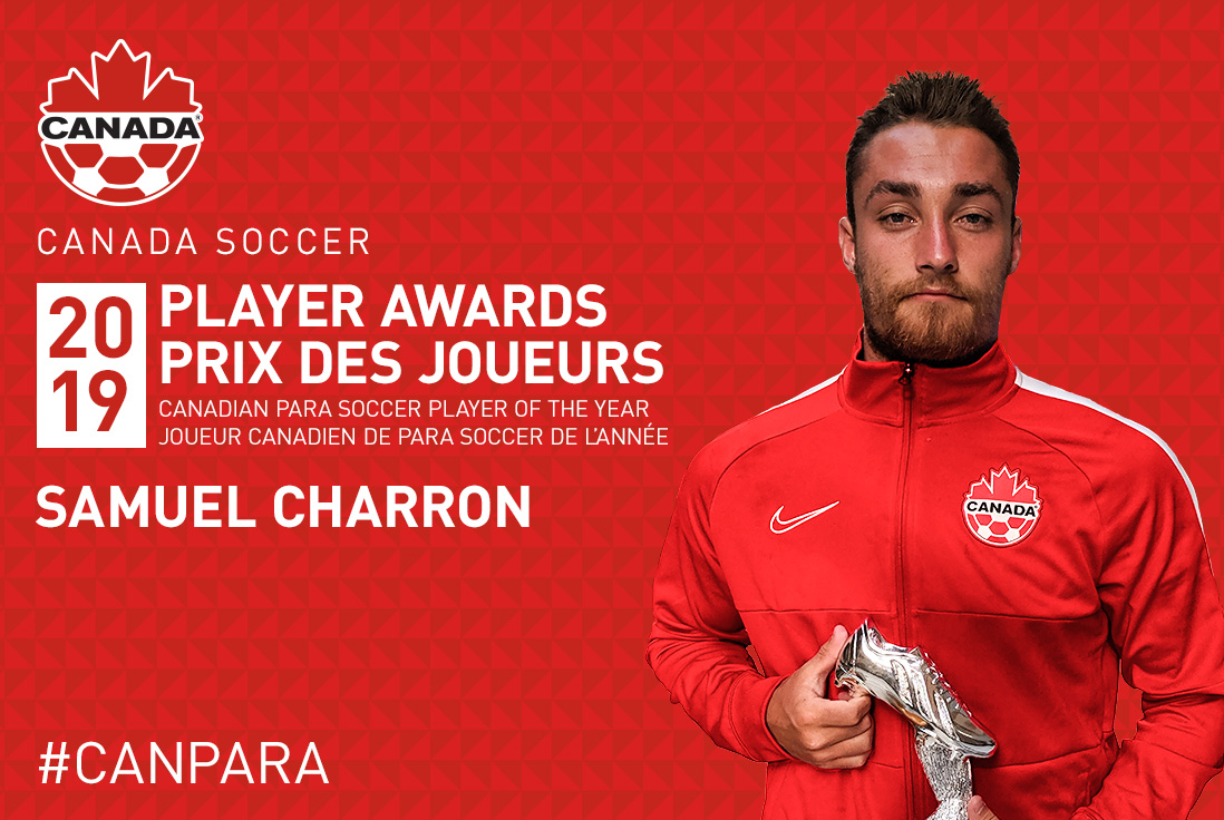 Canadian Para Soccer Player of the Year
