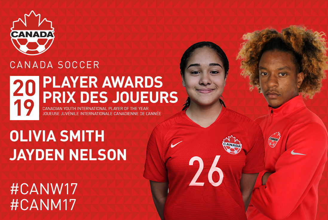 Canadian Youth International Player of the Year
