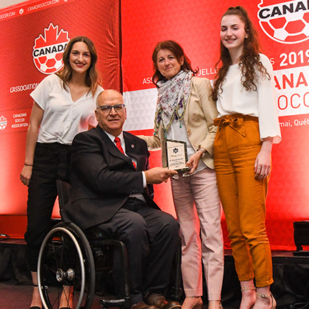 Canada Soccer Award of Merit