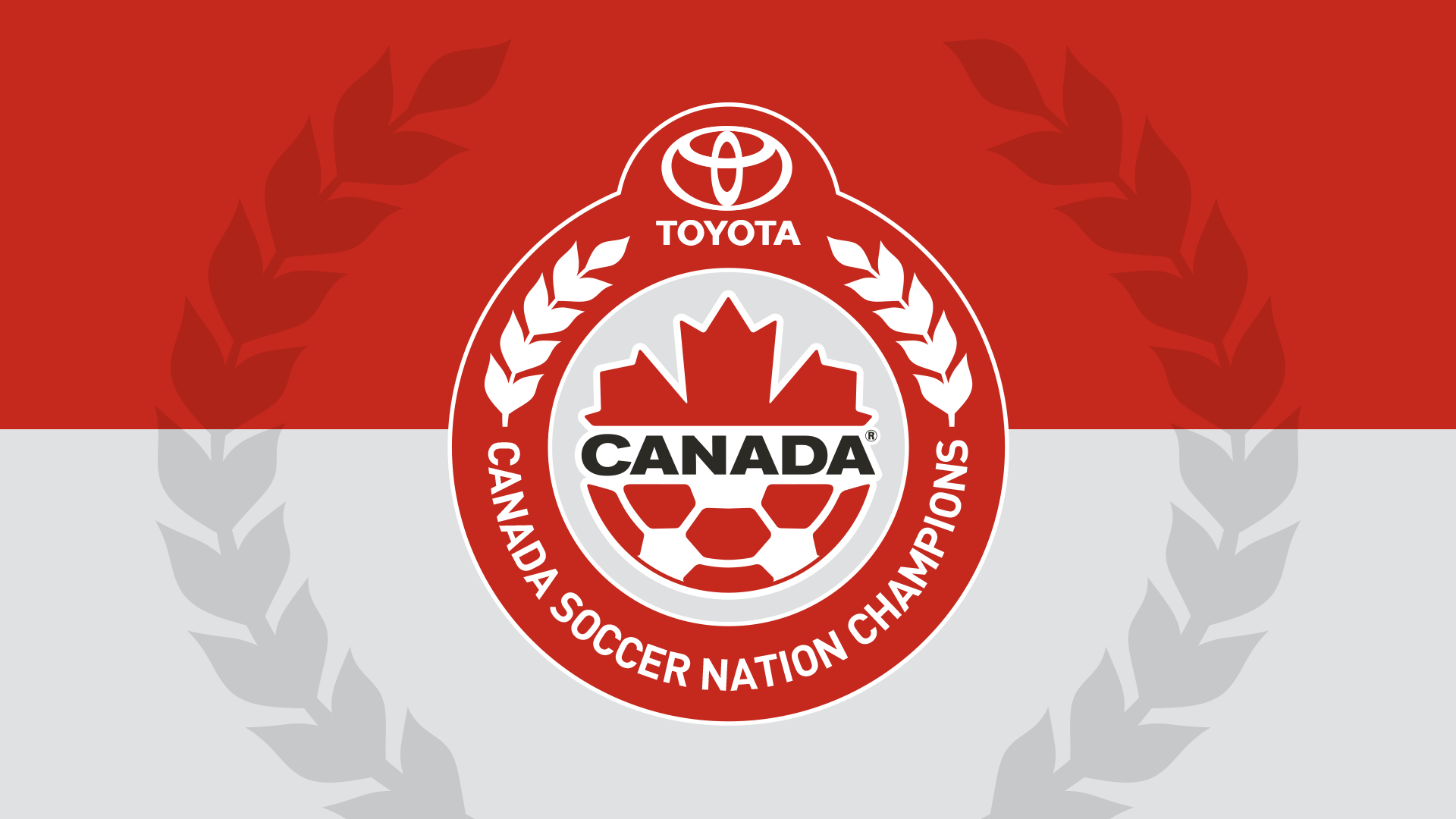 Canada Soccer Nation Champions Header