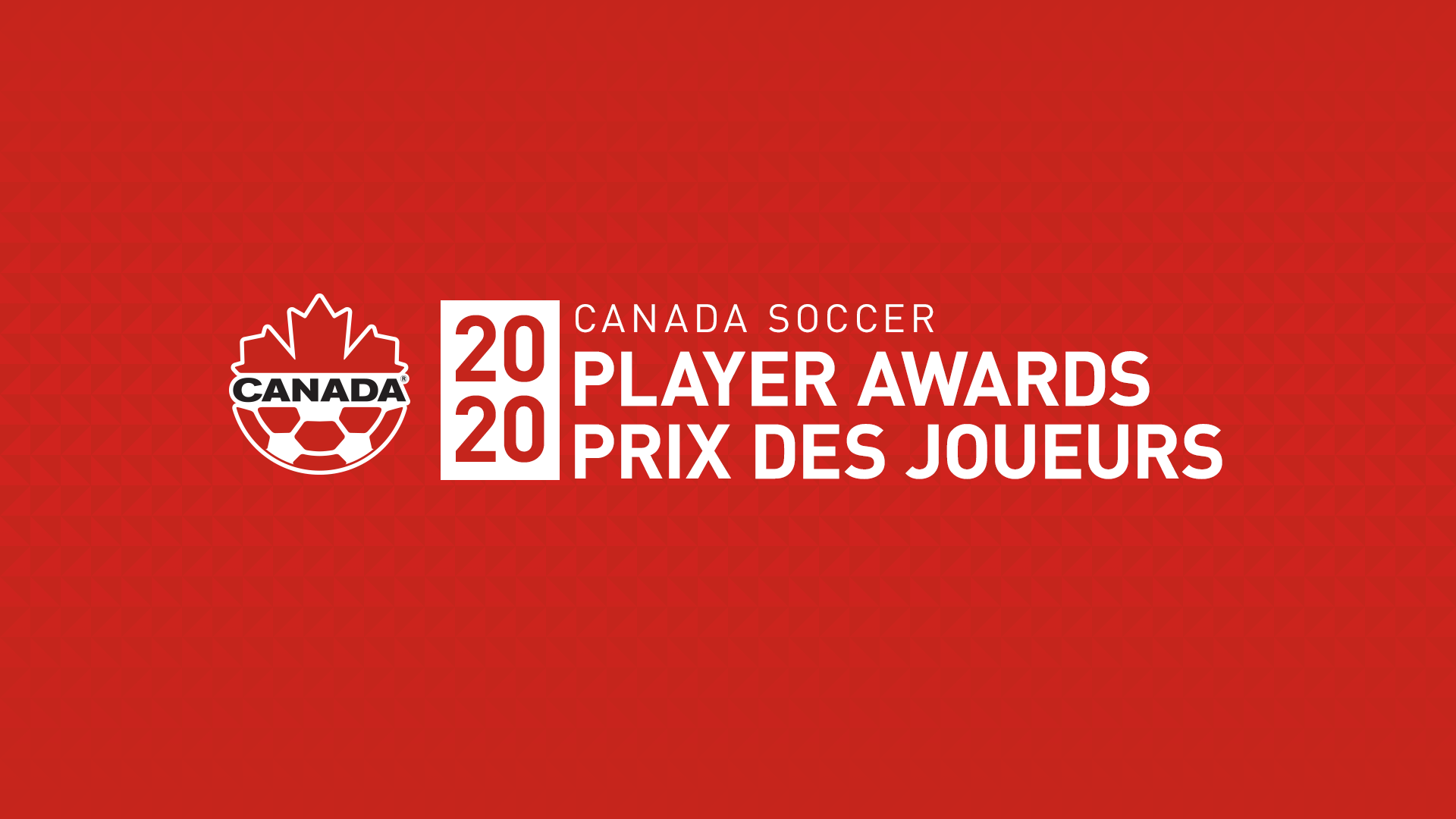 Canada Soccer Player Awards
