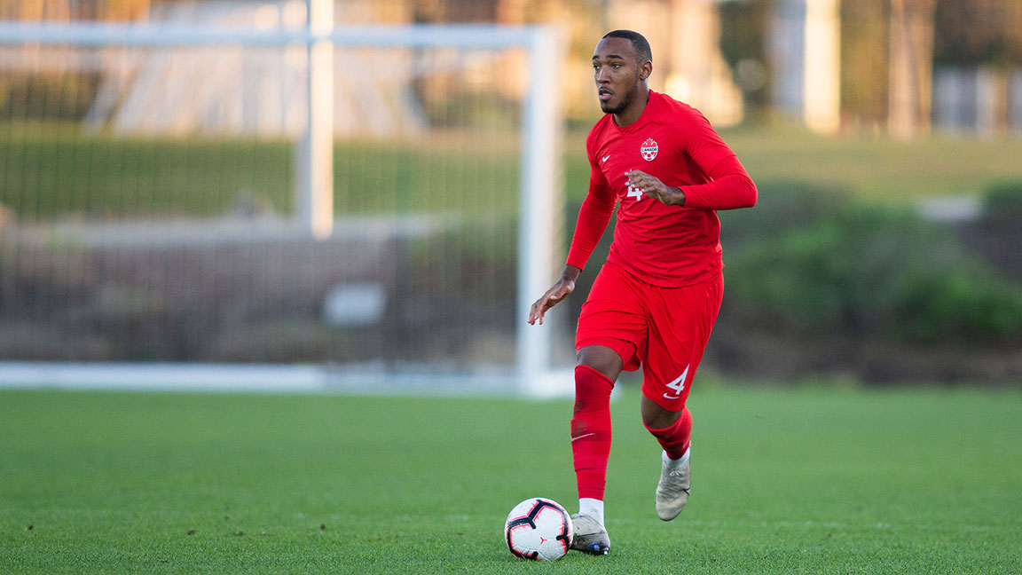 Canada Soccer Announces Squad For Concacaf Men S Olympic Qualifying Canada Soccer