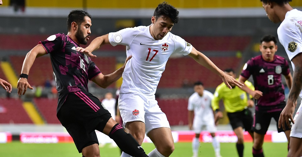 Canada Soccer S Men S U 23 National Team Falls To Mexico 0 2 In Concacaf Men S Olympic Qualifying Semifinal Canada Soccer