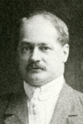 Edward Bailey Fisher